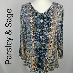 Parsley & Sage